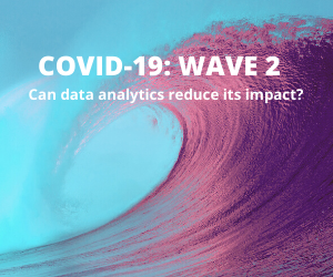 How can effective data analytics reduce the impact of COVID-19 Wave 2?